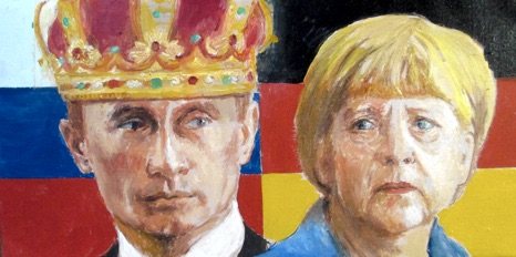 Europe and the Czar - Russell Connor
